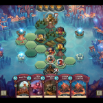 Faeria review for Switch