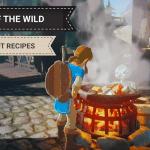 botw cooking recipes