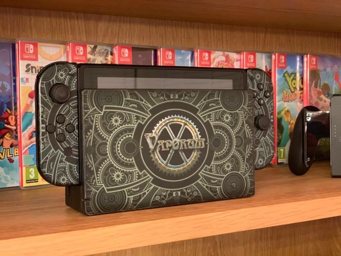rare switch console