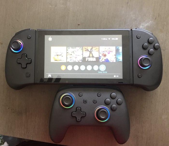 cheap switch controller