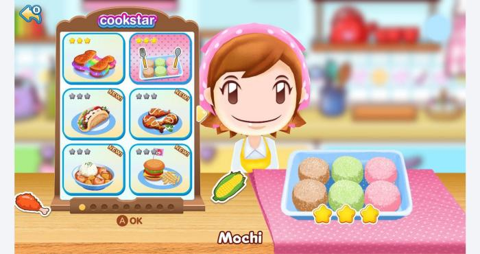 cooking game on switch
