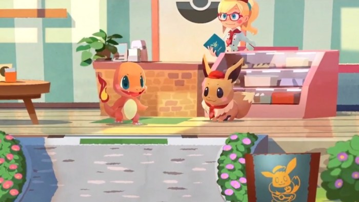 pokemon cooking games switch