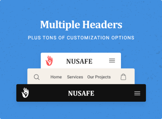 Nusafe | Responsive WordPress Theme for Donation & Charity - 10