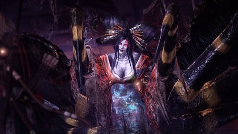 Image result for nioh bosses