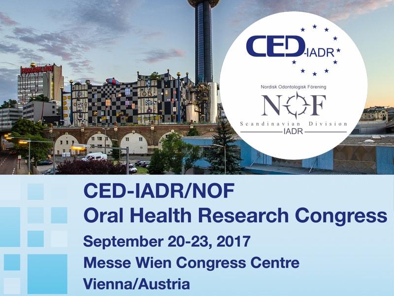 NIOM with strong representation at CED-IADR/NOF 2017