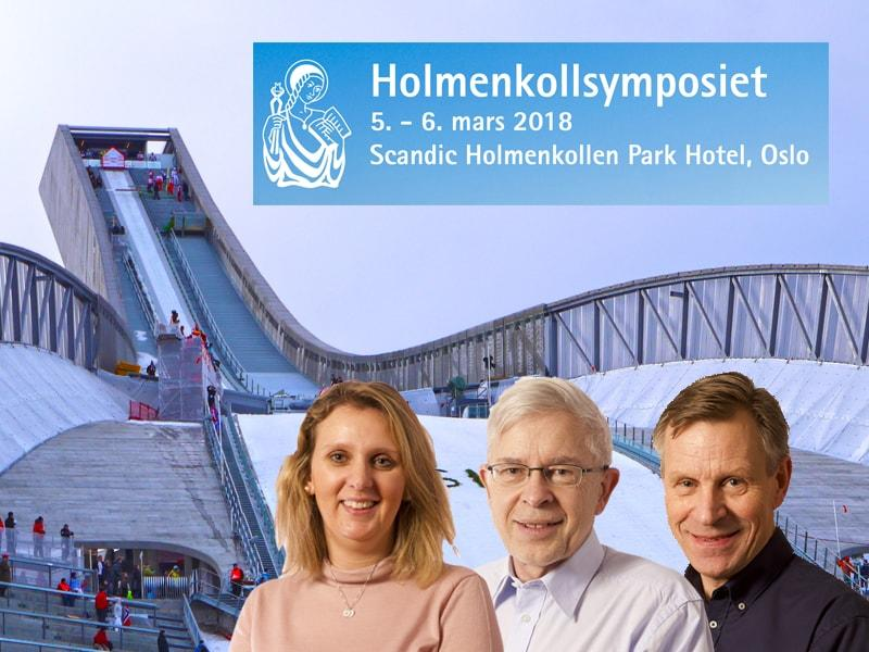 Holmenkollen symposium 2018
