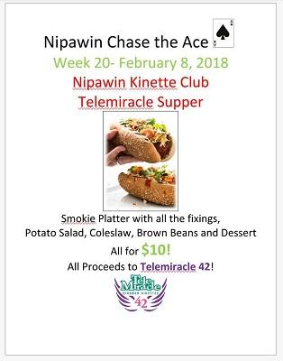 nipawin feb supper