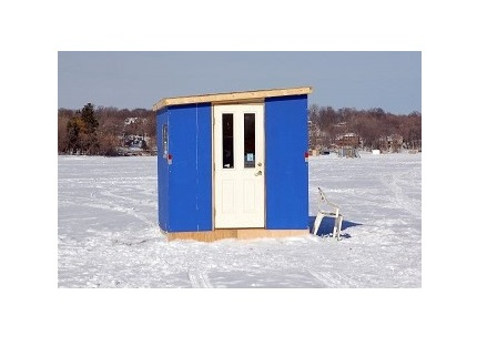 ice fishing shelters