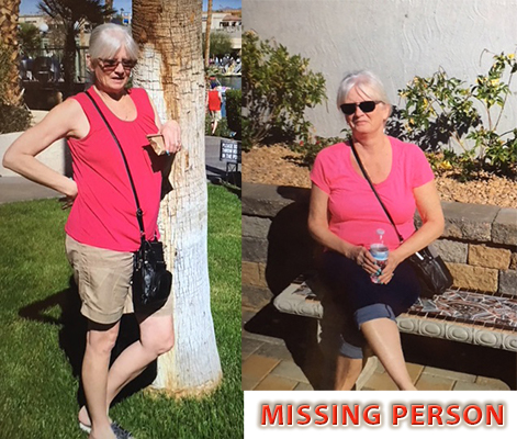 Missing Person Ruby Barnes