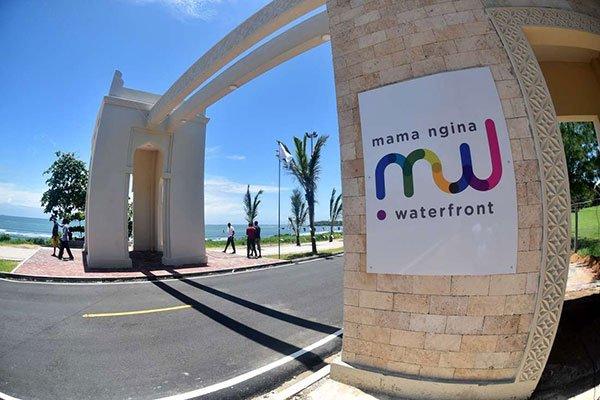 Mama Ngina Waterfront Park