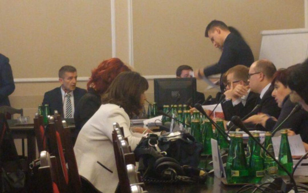 Posiedzenie Sejmowej Komisji Zdrowia – 9 stycznia 2018