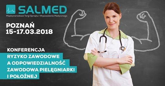 Międzynarodowe Targi Sprzętu i Wyposażenia Medycznego – 15-17.03.2018 r.