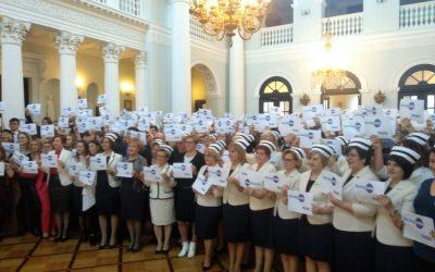 Oficjalna inauguracja kampanii Nursing Now Polska