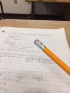 Pre-Calculus panic.
