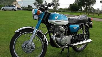 Honda CB 175 K4