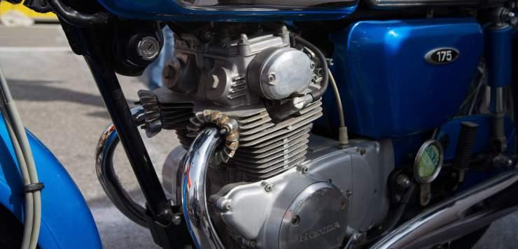 Honda CD 175 Motor