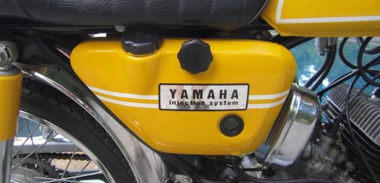 Yamaha HS1 von 1971