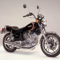 Yamaha XV 750 - die bessere Harley?