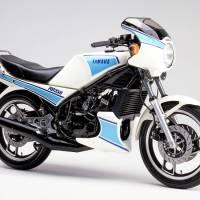 Yamaha RD 350 LC - Renntechnik für die Straße
