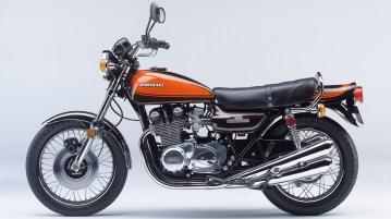 45 gute Gründe die Kawasaki Z1 zu feiern
