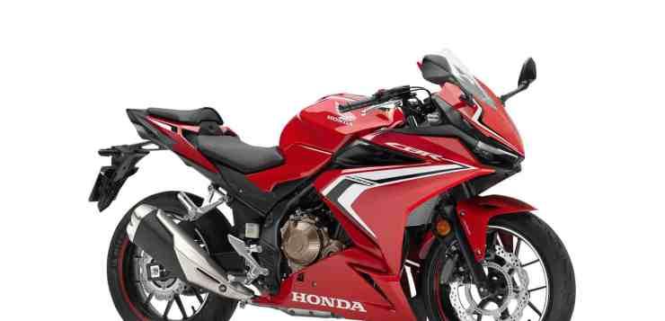 Das Styling der Honda CBR 500R wurde für 2019 überrabeitet