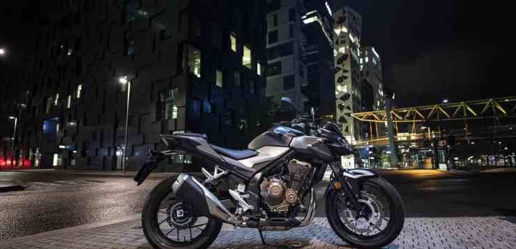 Neue Honda CB 500F (2019) wird dynamischer