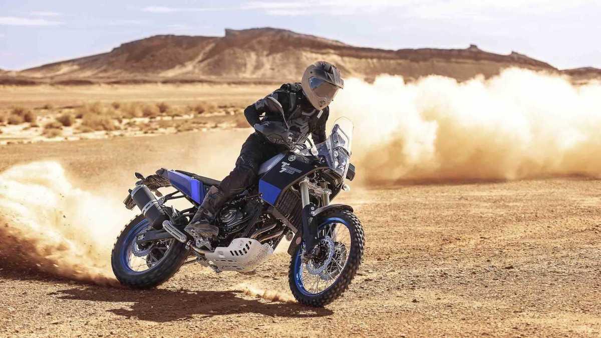 Die neue Yamaha Ténéré 700 – auf zu neuen Horizonten