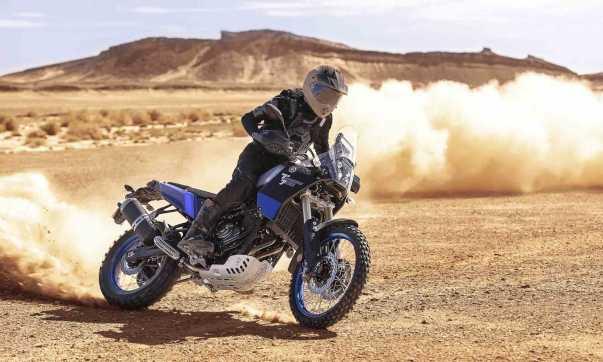 Die neue Yamaha Ténéré 700