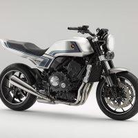 Honda CB-F Concept – die Bol d'Or kehrt zurück