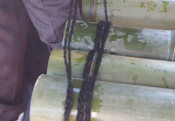 日本庭園の作り方〜井戸蓋製作〜