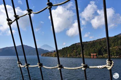 Hakone - lac Ashi