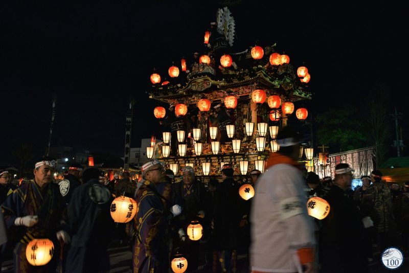 Chichibu Night Festival - Chichibu Yomatsuri