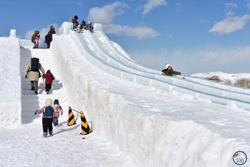 Okhotsk drift ice festival - Abashiri