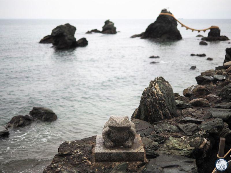 Ise Jingu - Meoto Iwa