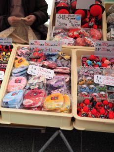 Les marchés matinaux de Hida-Takayama