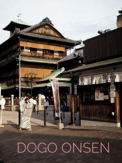 Dogo Onsen - Shikoku