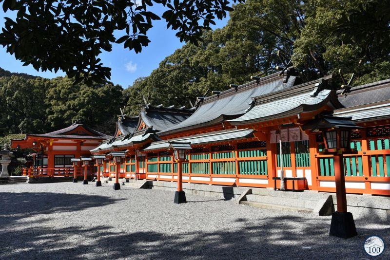 Kumano Kodo - Hayatama Taisha