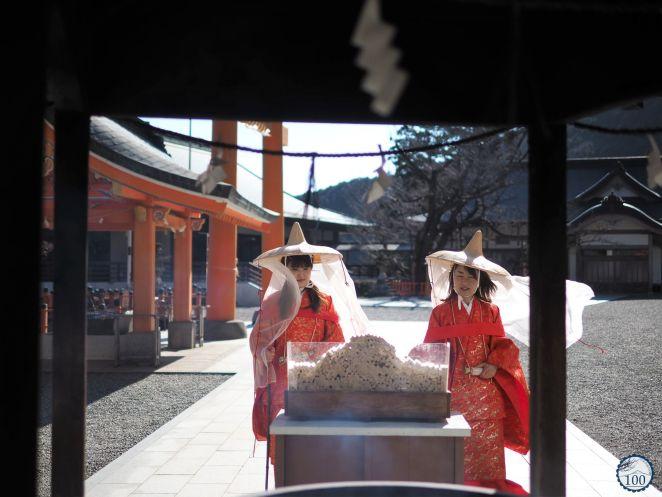 Kumano Kodo - Nachi