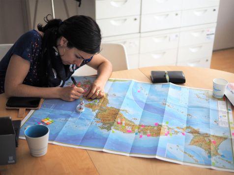 Carte Japon Aurélie