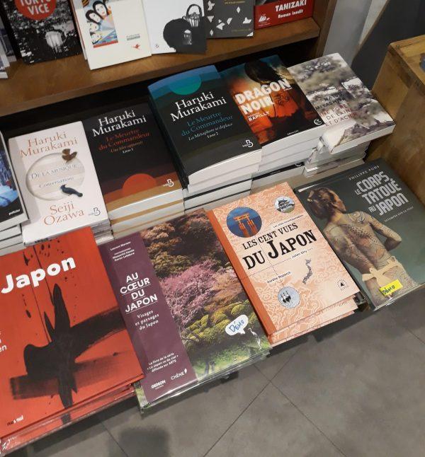 Librairie Livre Junku
