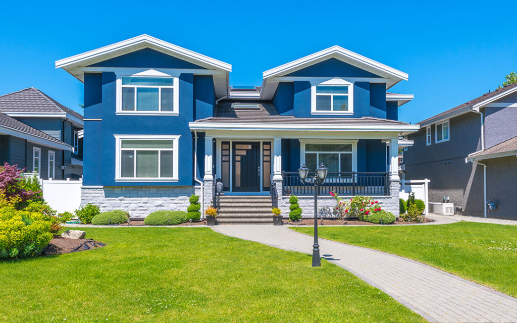 8 Tips On How To Choose The Best Exterior Paint Colours ... on Painting Ideas For House  id=11528