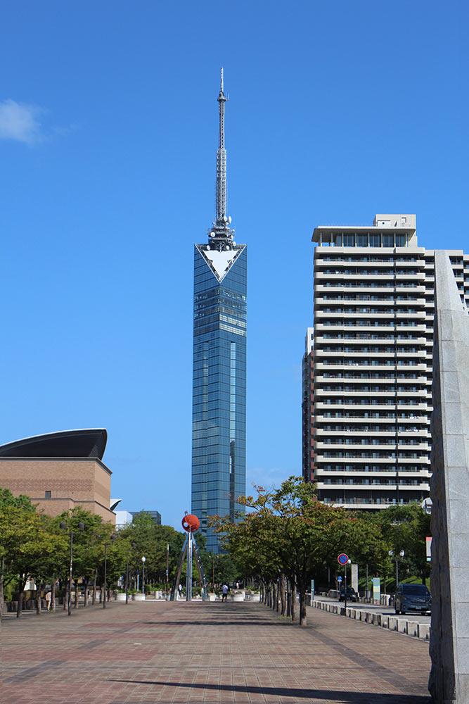 Fukuoka_Tower