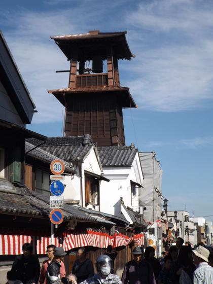 Kawagoe - Toki no kane