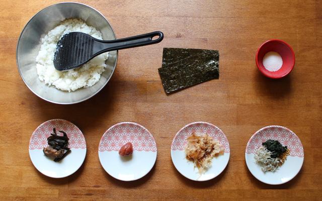 ONIGIRI - 御握り Reisbällchen