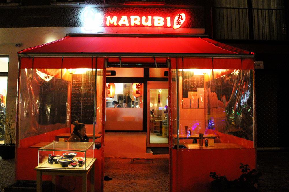 Marubi Ramen – Prenzlauer Berg