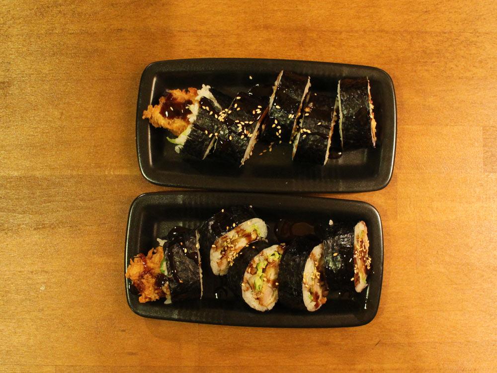 KATSU SUSHI - Sushi mal etwas anders