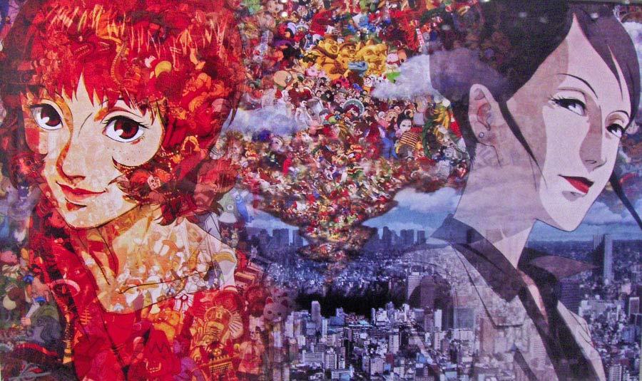 Satoshi Kon – Ein visueller Trip