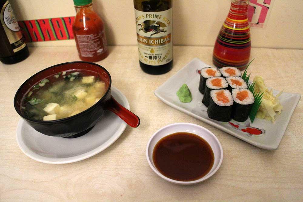 Musashi - Sushi Set