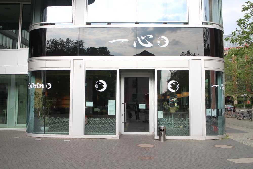 UPDATE: Udon Kobo Ishin wird Sushi Restaurant Ishin – Mitte