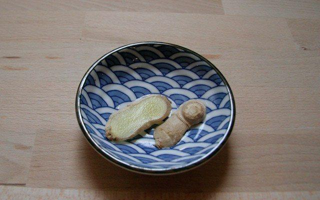 CHIKORI NO TSUNA NI - Chicoree mit Thunfisch